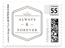 Glam Luxe Wedding Stamps