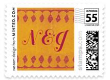 Anand Karaj Wedding Stamps