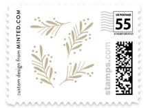 Framed Wreath Wedding Stamps