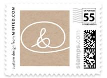 Dappled Wedding Stamps