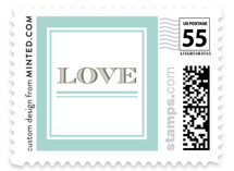 Classic Prep Wedding Stamps