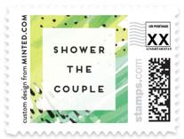 Bright Celebration Wedding Stamps