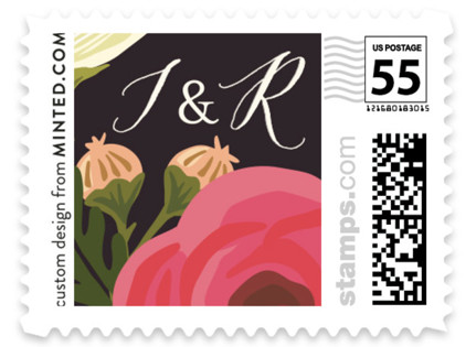 Rhapsody Wedding Stamps