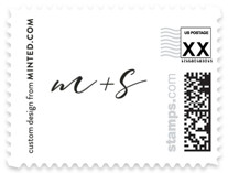 Waltz Wedding Stamps