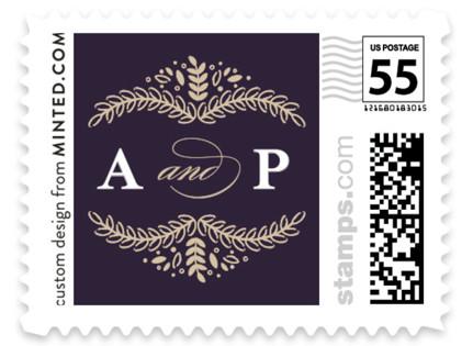 Wedding Waltz Wedding Stamps