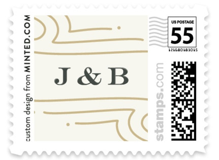 Arched wedding Wedding Stamps