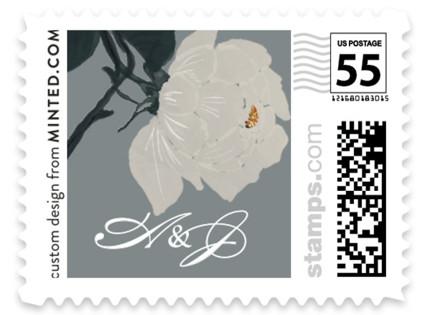 Romanticism Wedding Stamps