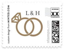 DUO Wedding Stamps
