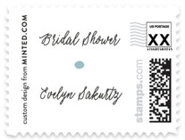 Herringbone Wedding Stamps