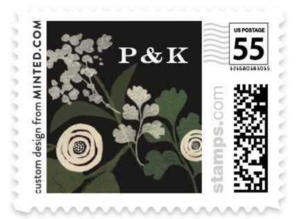 Stacked wedding Wedding Stamps