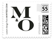 A Date to Remember Wedding Stamps