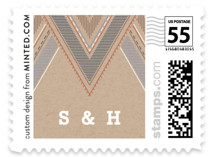 Sedona Wedding Stamps