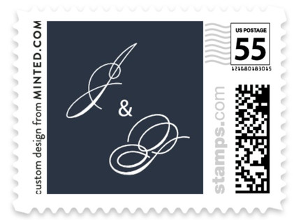 Flawless Wedding Stamps