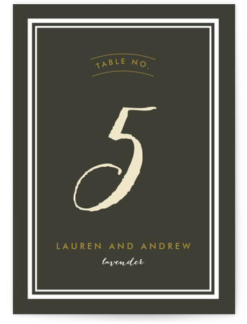 This is a portrait classical, elegant, floral, hand drawn, rustic, vintage, grey Table Numbers by Alethea and Ruth called Botanical Wreath with Standard printing on Luxe Museum Board in Classic Flat Card format. Table numbers come in a flat or ...