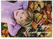 Thanksgiving Script