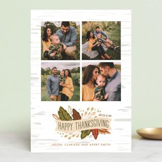 Birch Thanksgiving Thanksgiving Petite Cards