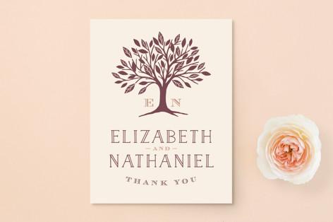 Enchanted Thank You Postcards