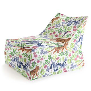 Jungle Fun Triangle Chair