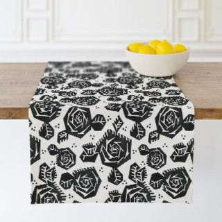 Tribal Rose Table runners