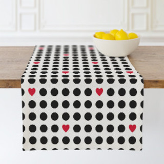 Love is in the Air Table runners