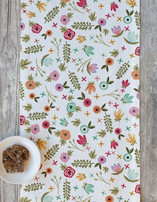 Springtime Floral Table runners