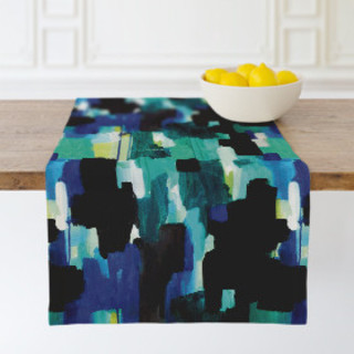 Waiting - Textile Table runners