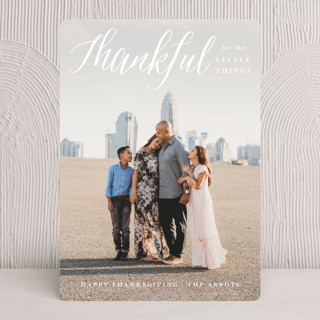 Small Blessings Thanksgiving Cards