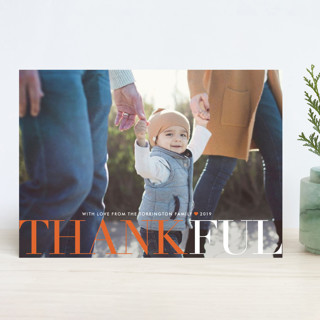 Big and Merry Thanksgiving Cards
