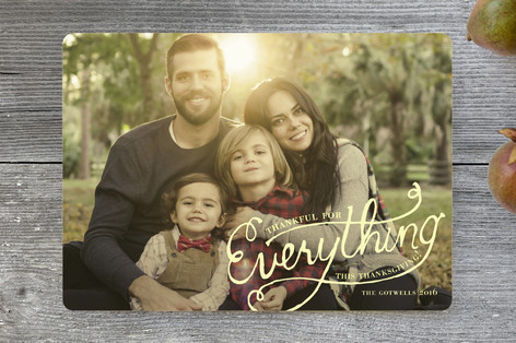 Everything Thanksgiving Cards