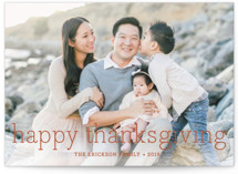 Happy Everything Thanksgiving Cards