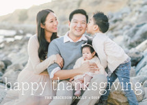 Happy Everything Thanksgiving Cards By annie clark