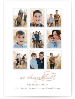 Gratitude Attitude Thanksgiving Cards