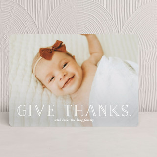 The Season To Give Thanks Thanksgiving Cards