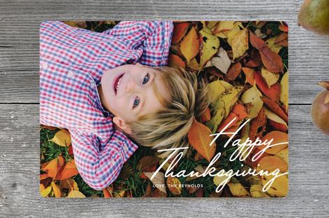 Thanksgiving Script Thanksgiving Cards