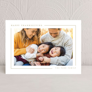 Simply Serene Thanksgiving Cards