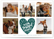With Grateful Hearts by Eve Schultz