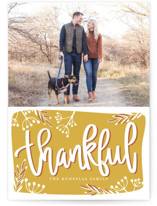 Thankful Script by Faith Dorn