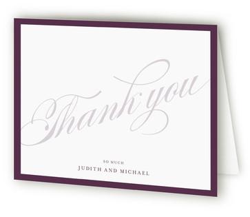 Framed Thank You Cards