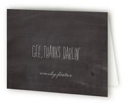 Gee Thanks Darlin' by emily elizabeth stationery