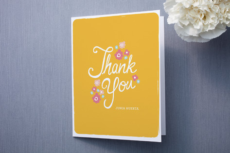 Simply Simple Thank You Cards
