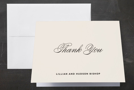 Doux Amour Thank You Cards