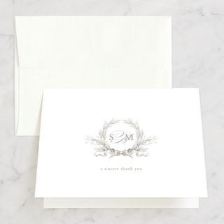 Formalities Thank You Cards