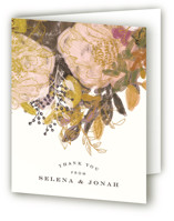Floral Feast Thank You Cards