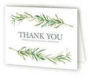 Simple Sprigs Thank You Cards