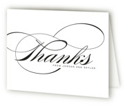 Waltz Thank You Cards
