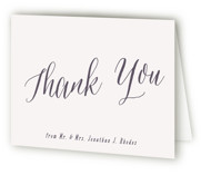 Garden Lights Thank You Cards