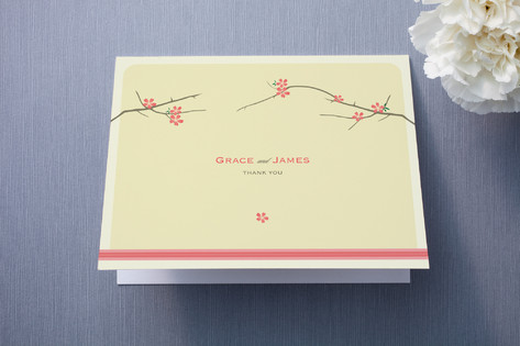 Journey Together Thank You Cards