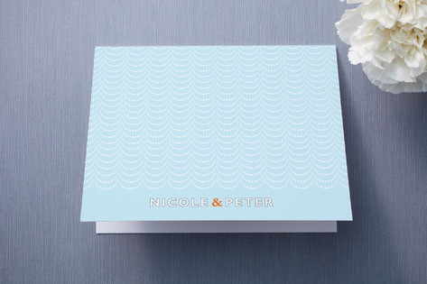Modern Swag Thank You Cards