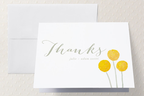 Billy Ball Thank You Cards