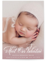 Meet Our Valentine by Hooray Creative